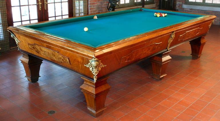 Larry Flick Billiards Service Flint Michigan - Pool table wanted